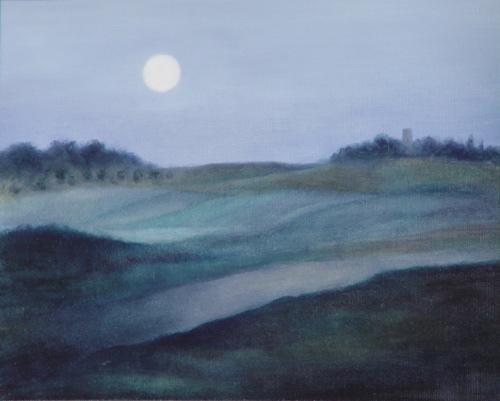 Klemz: reflejo de luna
