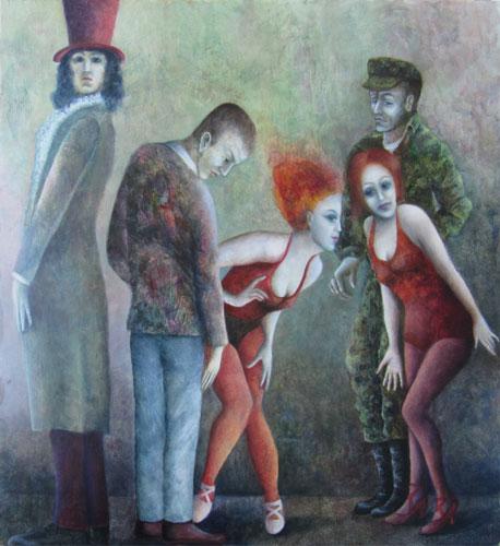 Klemz: sociedad absurda