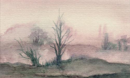 Klemz: paisaje de niebla