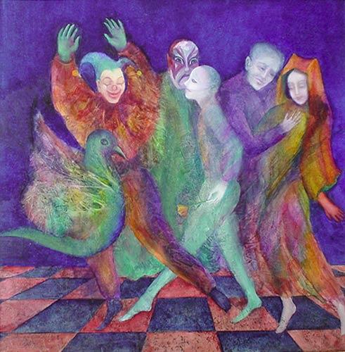 Klemz: cuento de juglares