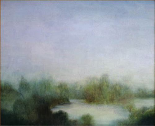 Klemz: Danube backwater
