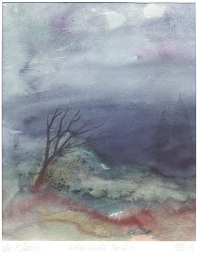 Klemz: stormy night