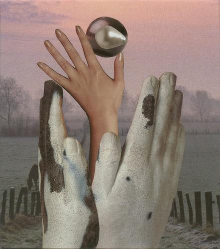 Klemz: levando la mano