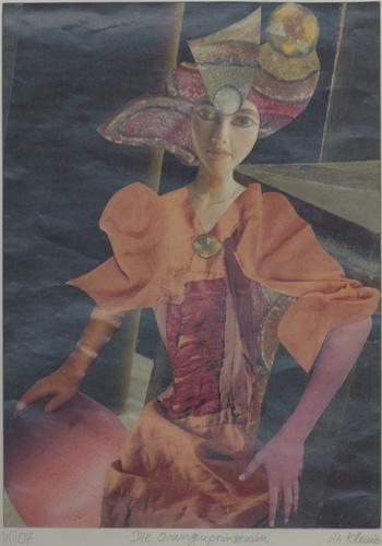 Klemz: the orange princess