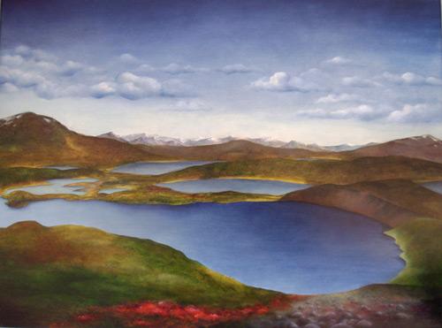 Klemz: paisaje soñado (Islandia)
