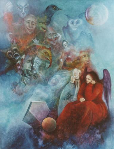Klemz: Melancolía o nace la fantasía