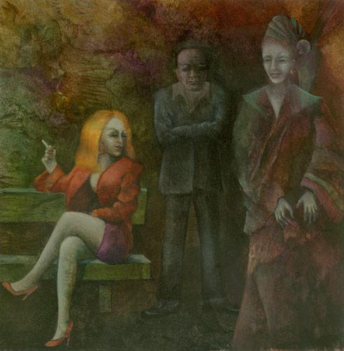Klemz: ¿su idea de la mujer?