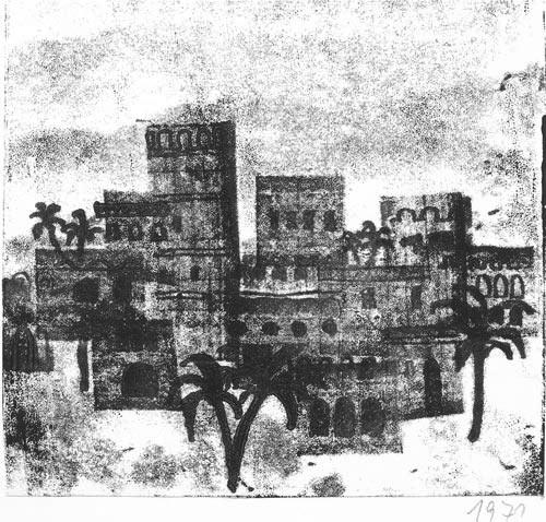 Klemz(Knop): Maghreb memories {Maghreb souvenirs}