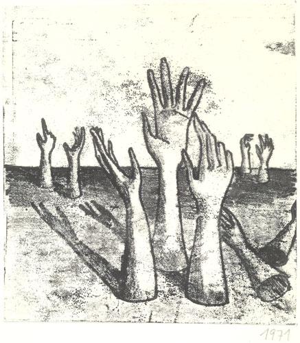 Klemz(Knop): una discusión entre manos