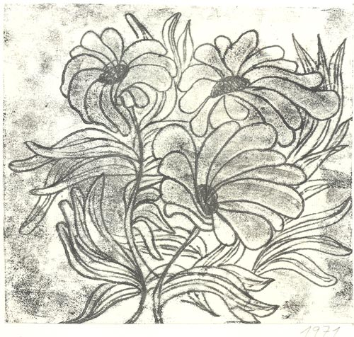 Klemz(Knop): flowers in the wind {fleurs au vent}
