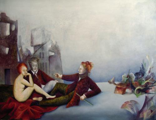 Klemz: amigos de Manet esperando a tiempos mejores...