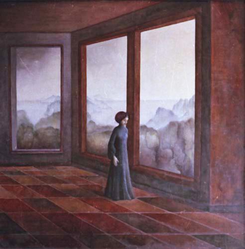 Klemz(Knop): loneliness I {délaissement}