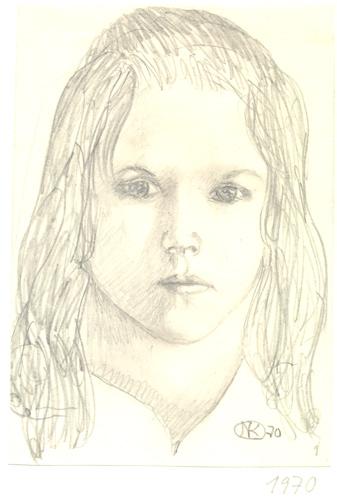 Klemz(Knop): portrait I (girl) {fille}