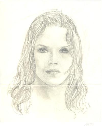Klemz(Knop): portrait IV (girl) {fille}