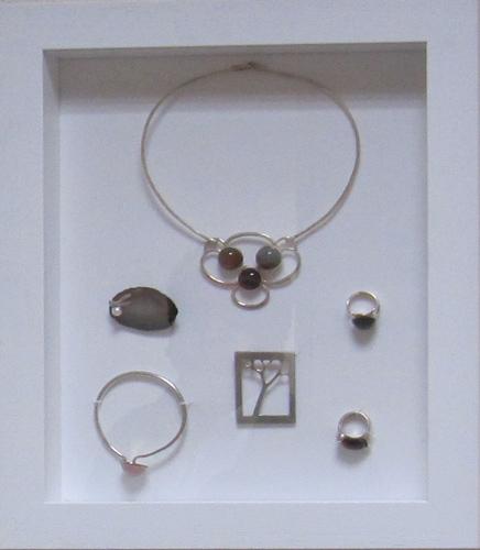 Klemz(Knop): silver jewellery {bijoux en argent}