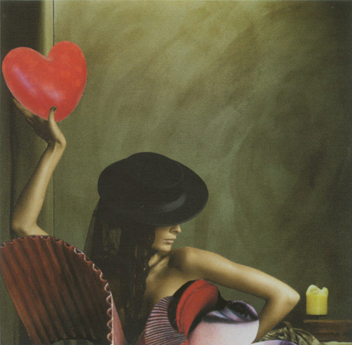 Klemz: dama del corazón