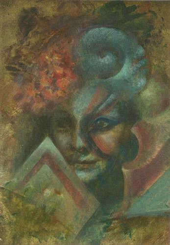 Klemz: shaman {chaman femelle}