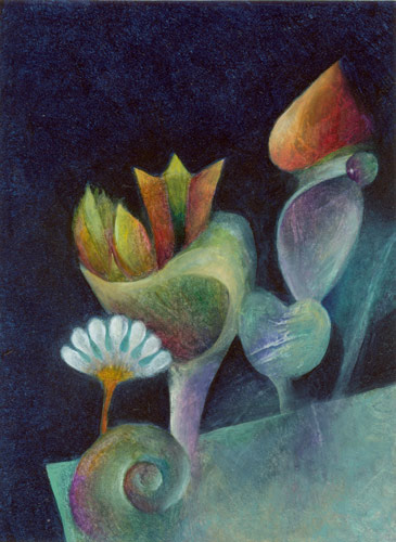 Klemz: naturaleza muerta - flores