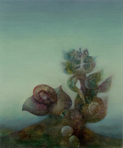 Klemz: snail flower {fleur de escargot}