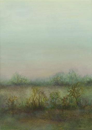 Klemz: Geest (Heathland) {paysage lande}