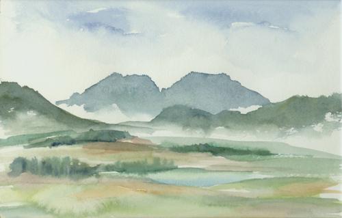Klemz: signo paisaje III (Murnau)