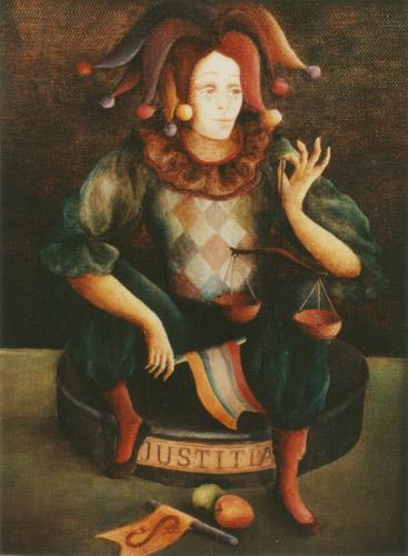 Klemz: Dama de la Justicia