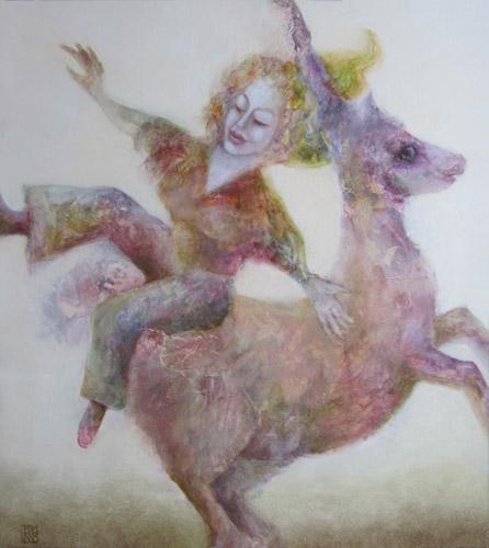 Klemz: dama a la moda en el unicornio