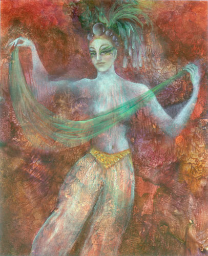 Klemz: danza oriental