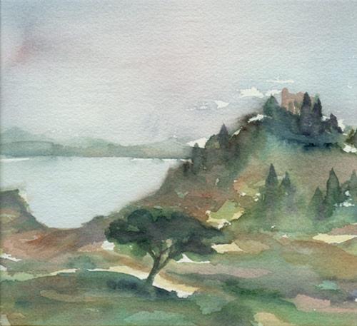 Klemz: southern landscape