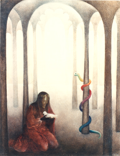 Klemz(Knop): sacrificial ritual {rituel sacrificiel}