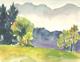 Klemz: scenery with Murnau III {paysage chez Murnau III}