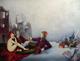 Klemz:  Manet's friends waiting for better times... {les amis de Manet attendent de meilleurs temps...}