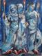 M.Dorwarth: Drei Damen (Zauberflöte)