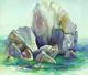 Klemz: Wasser und Fels